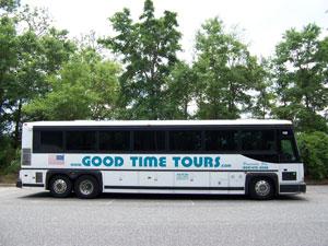 Goodtime Tours Pensacola